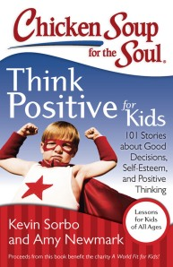 CSS Think Positive for Kids front cover